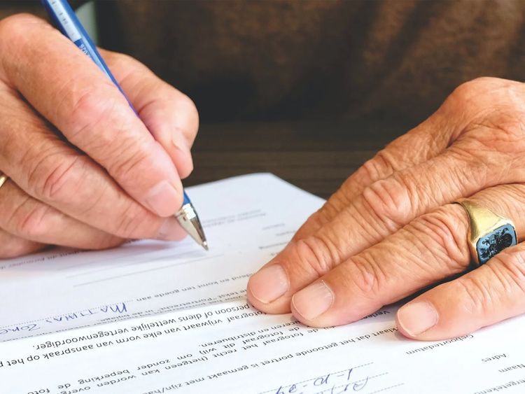 Reasons for having a welfare and health power of attorney