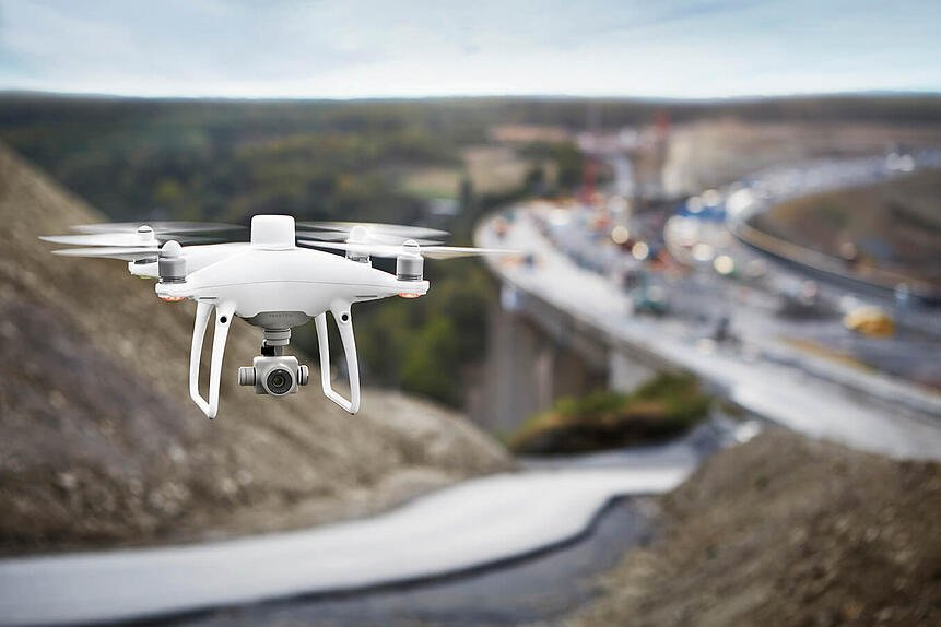 Conduct better surveys with drones
