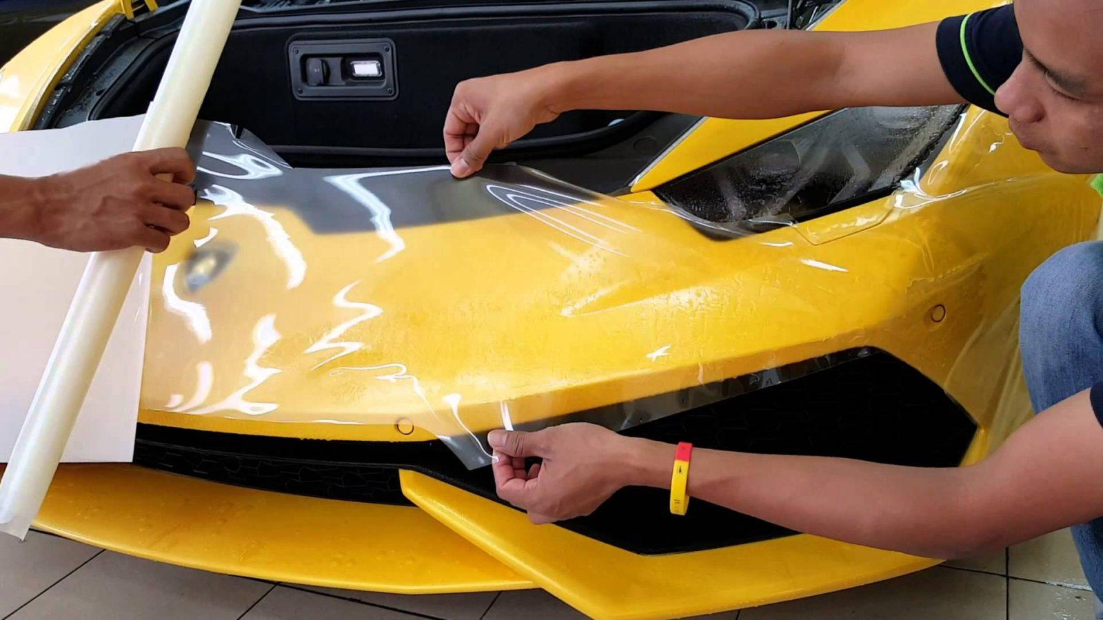 Car paint protection tips