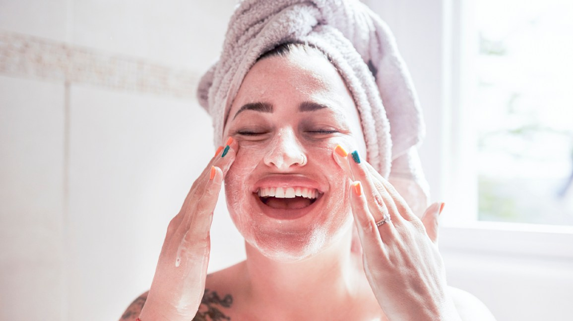 The best cleansing tips for healthy skin