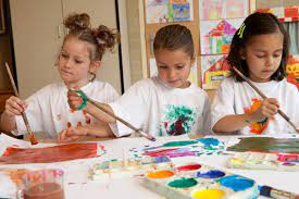 Top benefits of art classes for kids