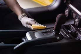 Interior Car Cleaning - Steps